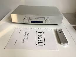 Hegel CD-P2A zilver ex demo cd player
