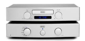 Hegel H 1 + CD-P2A zilver ex demo high-end set