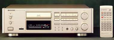 Pioneer D-07 high resolution DAT recorder 2 speed Unieke occasion !