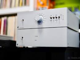 Pro-Ject Phonobox RS + Powerbox RS silver phonopreamp set NU € 599,00 !